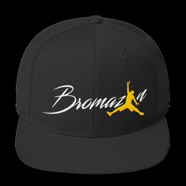 BROMAZIN Snapback Hat