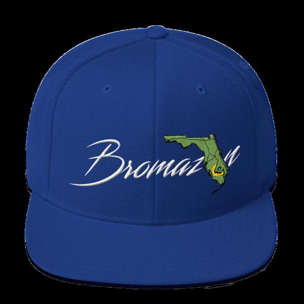 BROMAZIN BRORIDA Snapback Hat