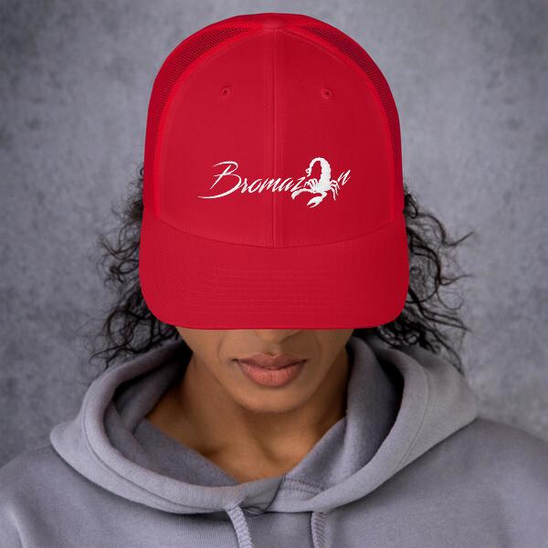 SCORPBROIN - BROMAZIN Trucker Cap