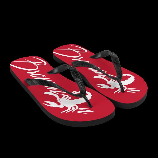 SCORPBROIN - BROMAZIN Flip-Flops