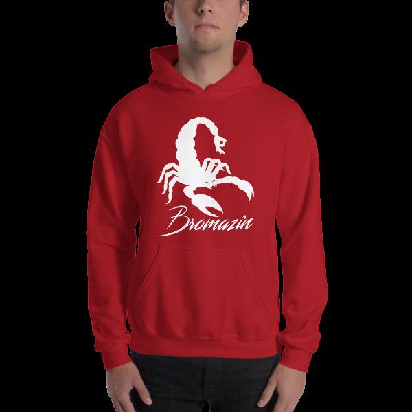 SCORPBROIN - BROMAZIN Hooded Sweatshirt