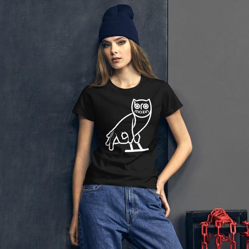 BRO-V-O - BROMAZIN Women's short sleeve t-shirt