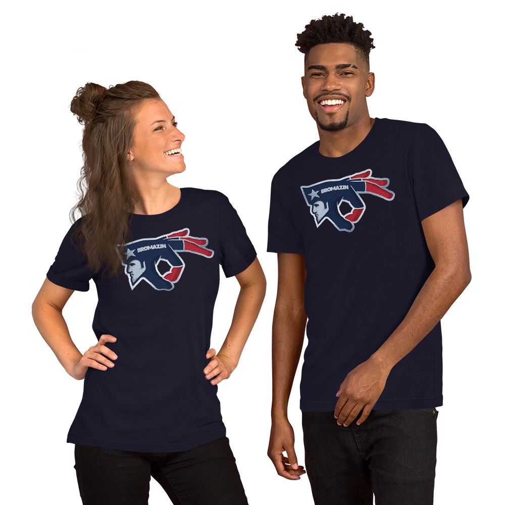 BROTRIATS - BROMAZIN Short-Sleeve Unisex T-Shirt