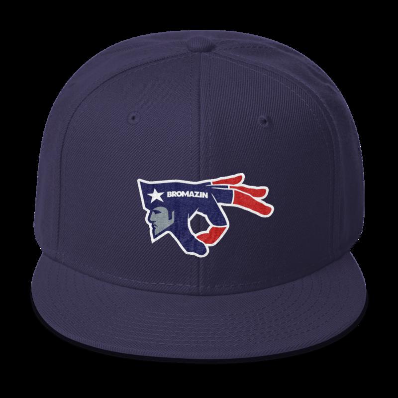 BROTRIATS  - BROMAZIN Snapback Hat