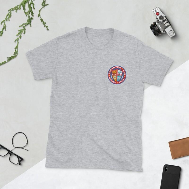 D.A.R.T. Short-Sleeve Unisex T-Shirt