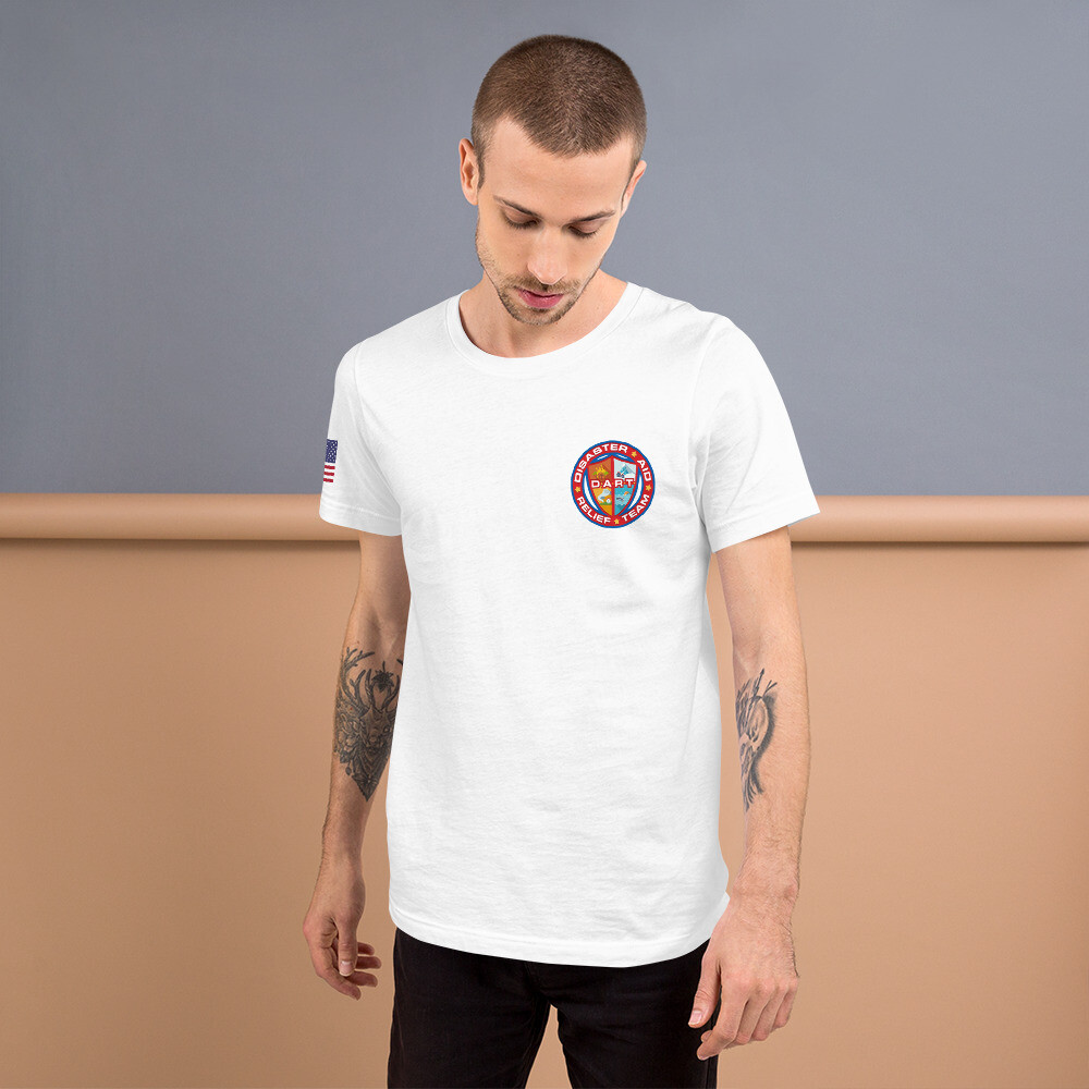 D.A.R.T. Short-Sleeve Unisex T-Shirt
