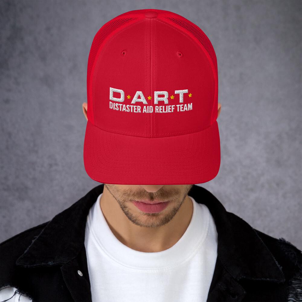 D.A.R.T. Trucker Cap