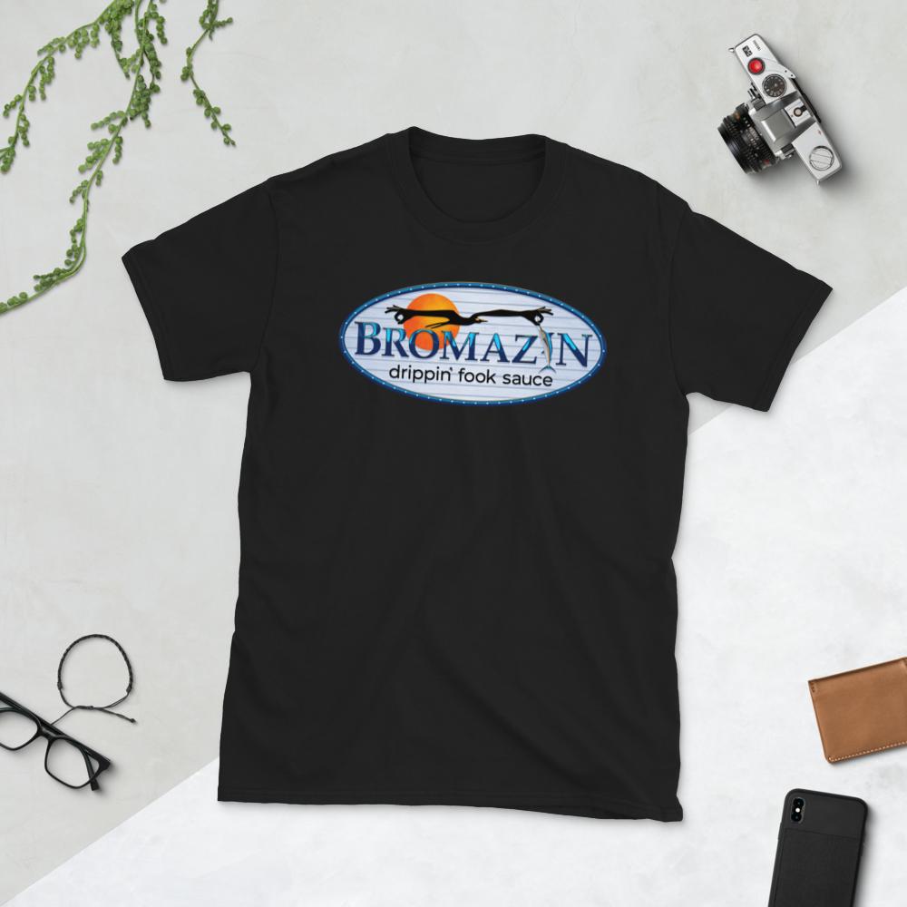 BROGATES - BROMAZIN Short-Sleeve Unisex T-Shirt