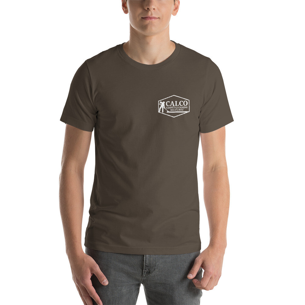 CALCO Short-Sleeve Unisex T-Shirt