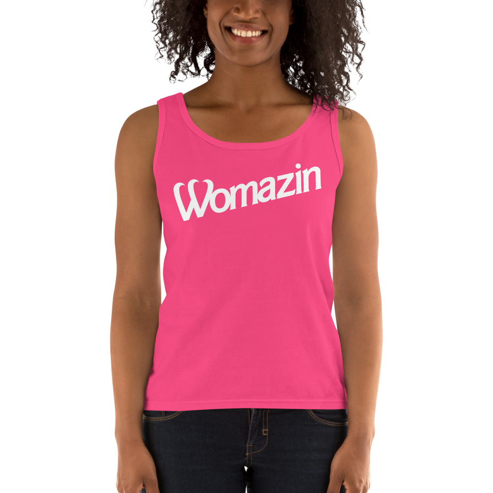 WOMAZIN - BARBIE Ladies' Tank
