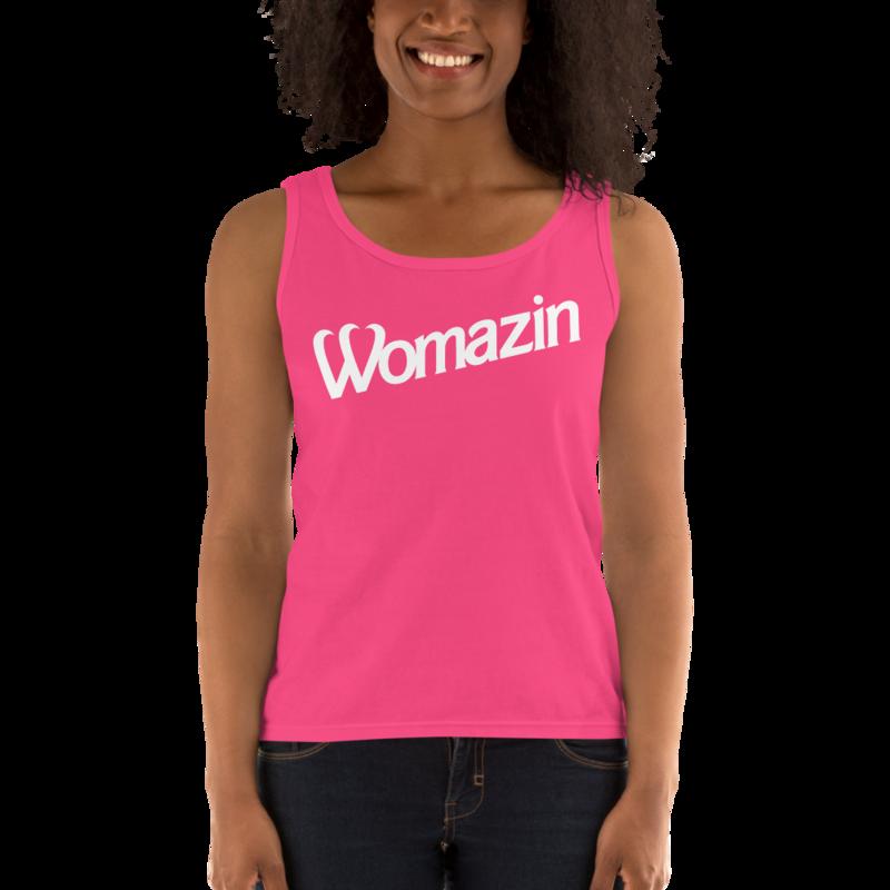 WOMAZIN - BARBIE Ladies' Tank