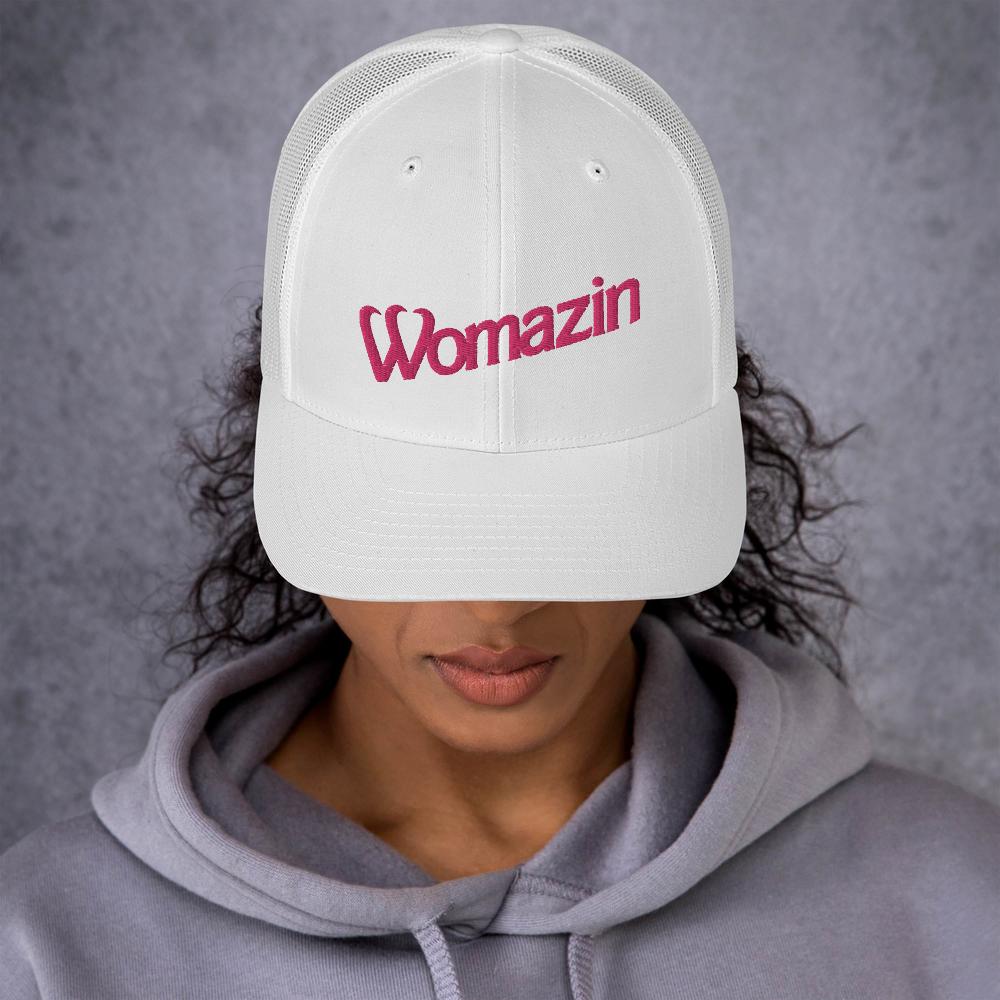WOMAZIN - BARBIE Trucker Cap