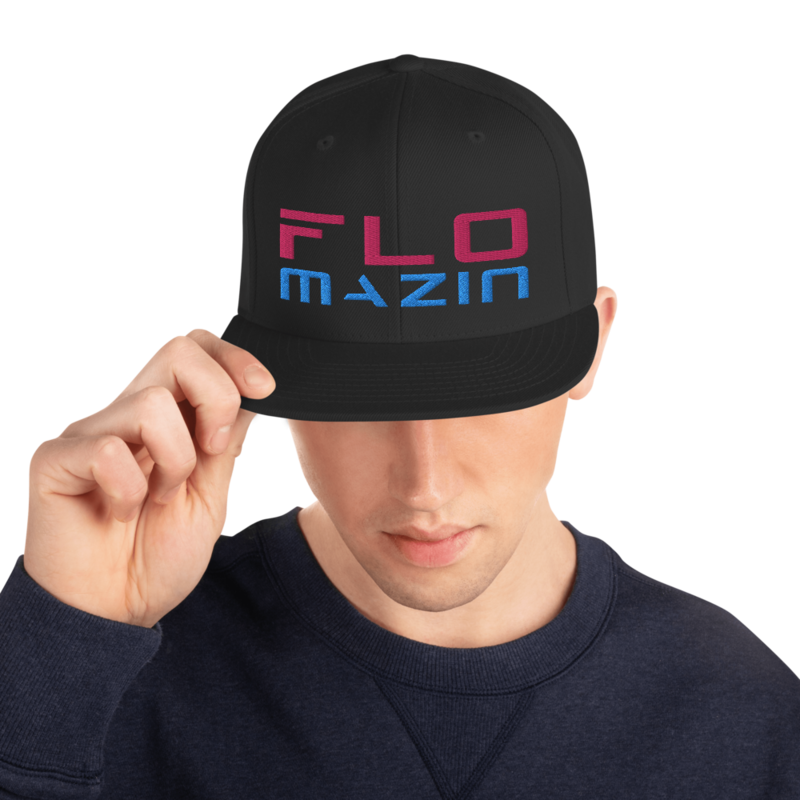 FLOMAZIN MIAMI VICE Snapback Hat