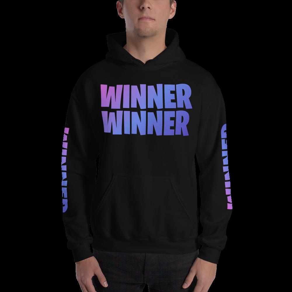 WINNER WINNER Unisex Hoodie