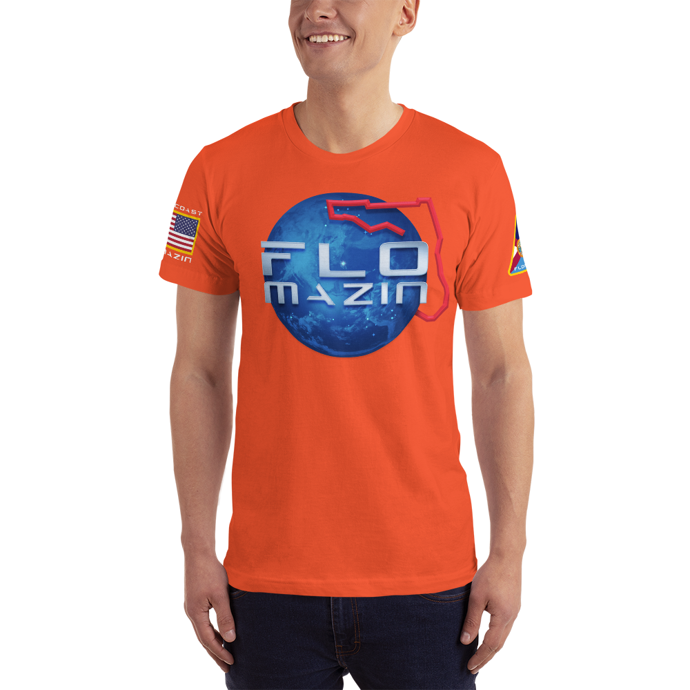 FLOMAZIN NASA T-Shirt