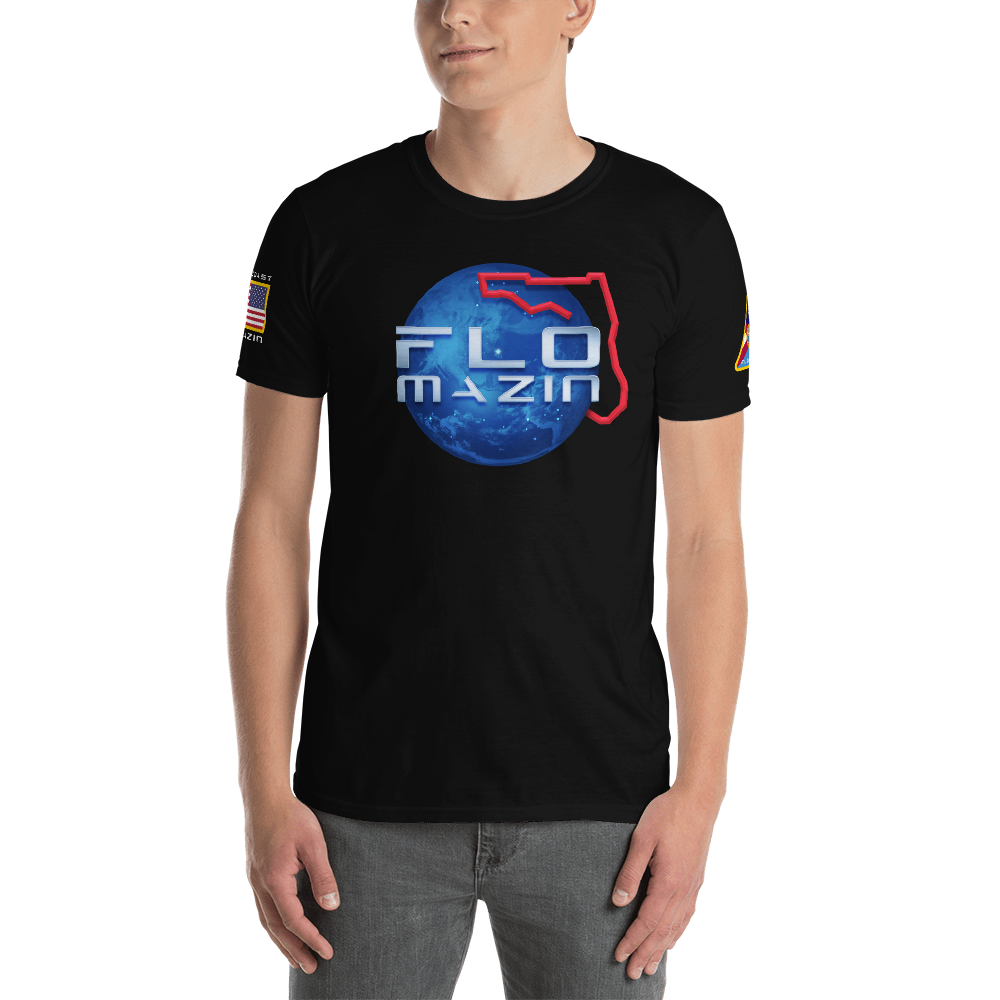 FLOMAZIN NASA Short-Sleeve Unisex T-Shirt
