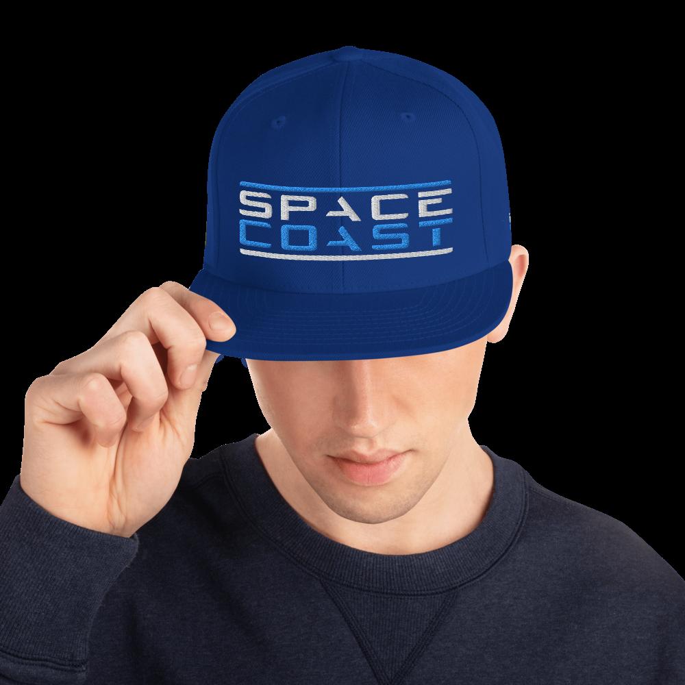 FLOMAZIN NASA Snapback Hat