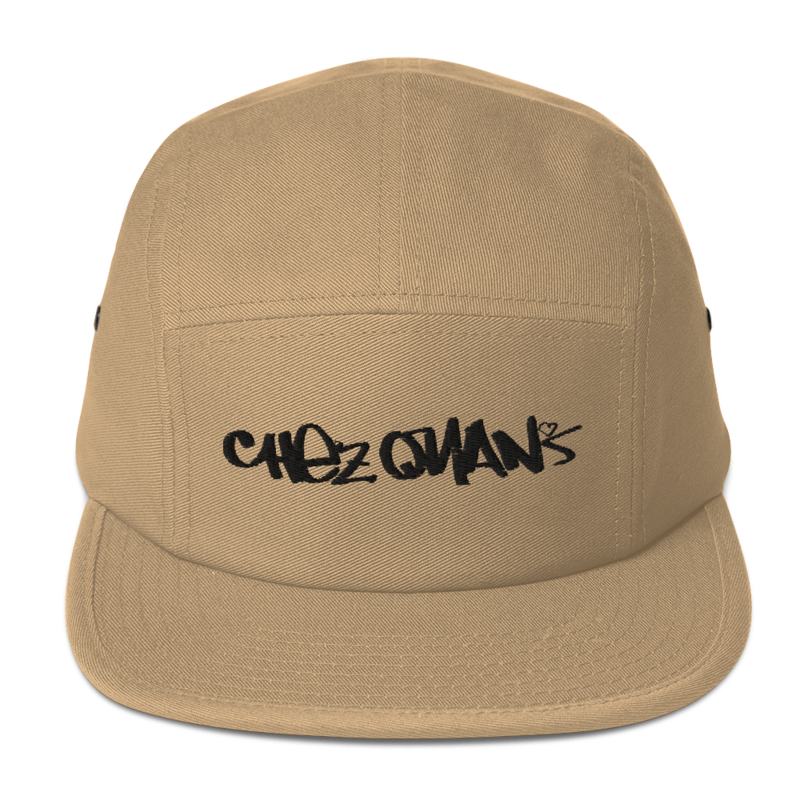 CHEZ QUAN'S FLOMAZIN Five Panel Cap