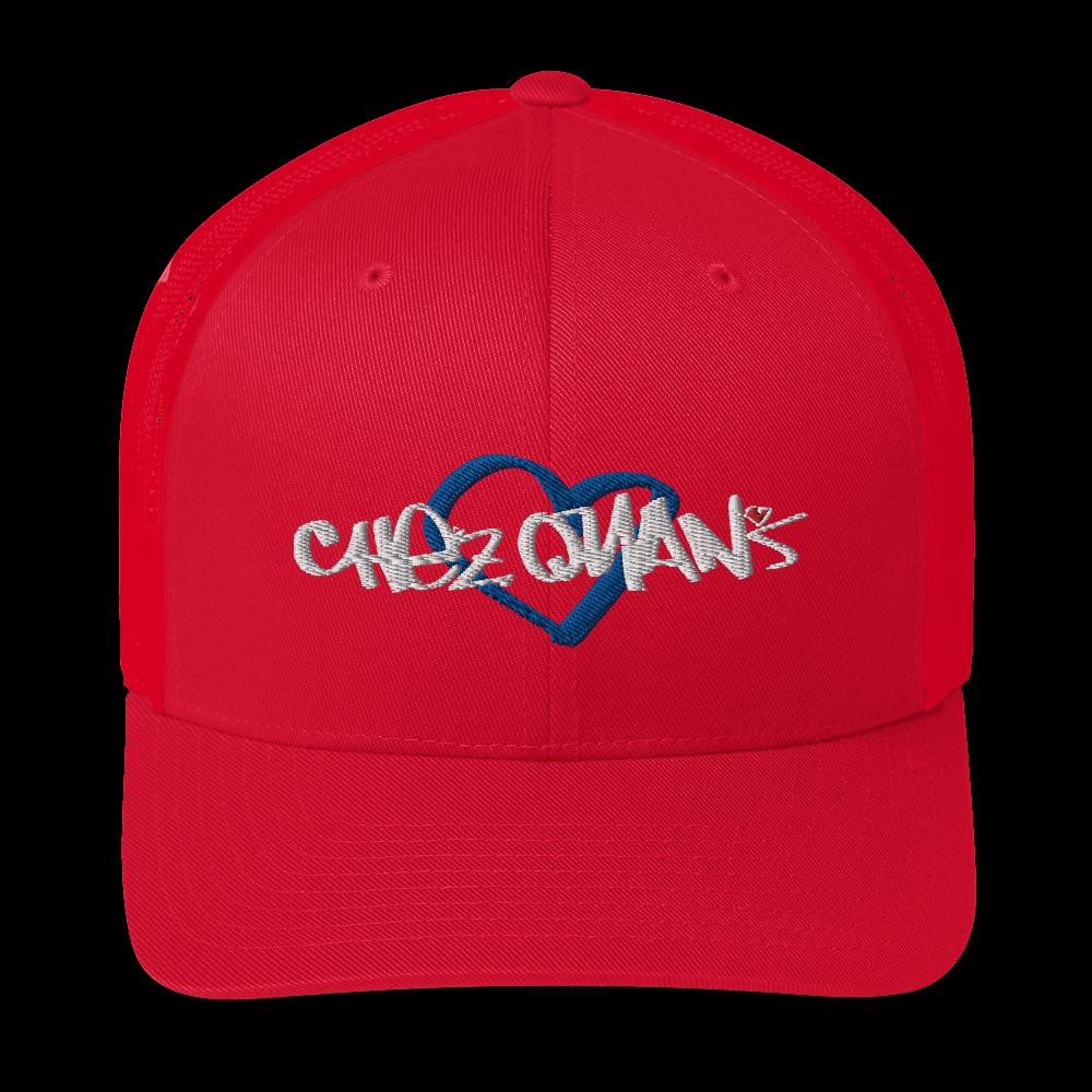 CHEZ QUAN'S Trucker Cap