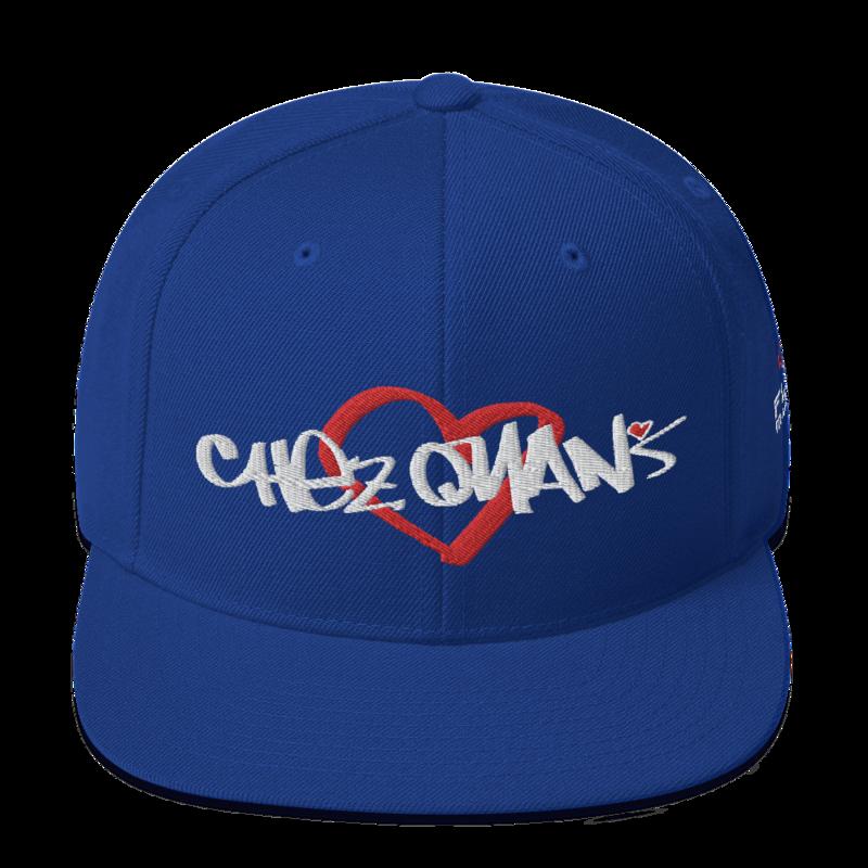 CHEZ QUAN'S FLOMAZIN Snapback Hat