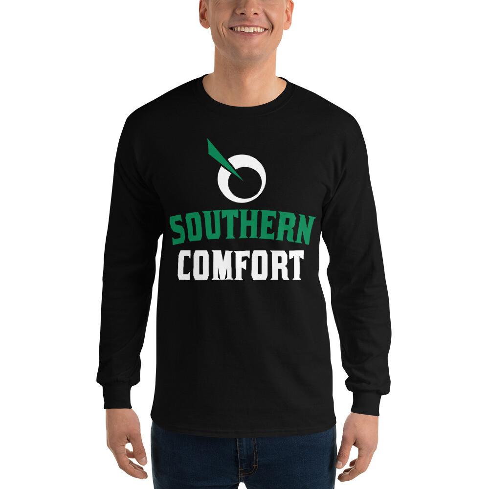 SEATTLE GENETICS SOUTHERN COMFORT Men's Long Sleeve Shirt