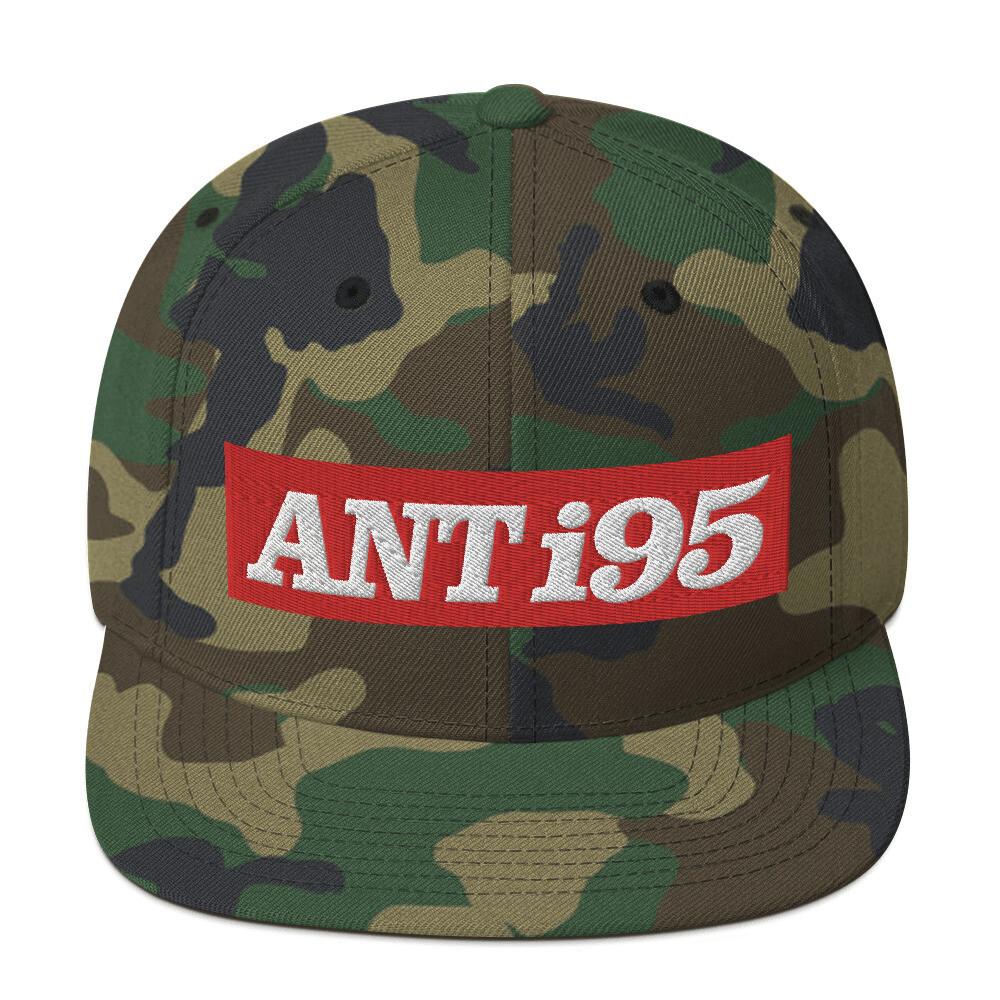R.I.P. ANTHONY SANTIAGO - ANT i95 Snapback Hat