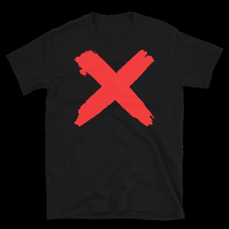 END IT - SHINE THE LIGHT ON SLAVERY MOVEMENT Short-Sleeve Unisex T-Shirt