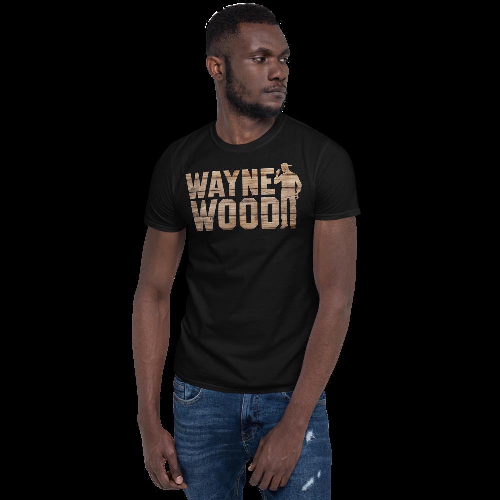 WAYNE WOOD Short-Sleeve Unisex T-Shirt