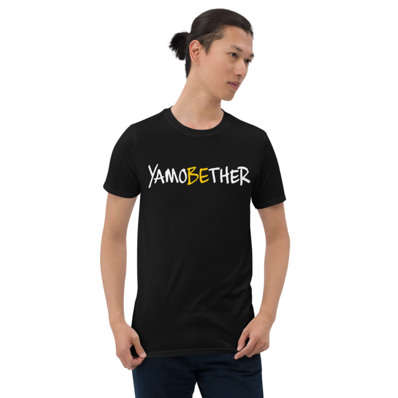 CHEZ QUAN'S YAMOBETHER Short-Sleeve Unisex T-Shirt