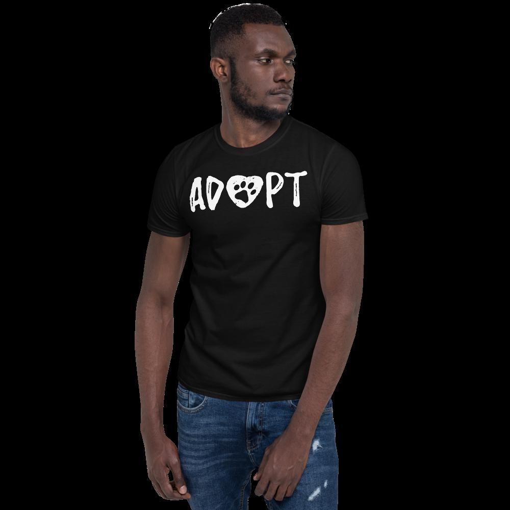 PROJECT POWER ADOPT Black Short-Sleeve Unisex T-Shirt Worn by Jamie Foxx
