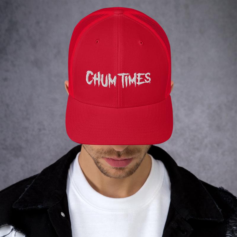 CHUM TIMES Trucker Cap Hat