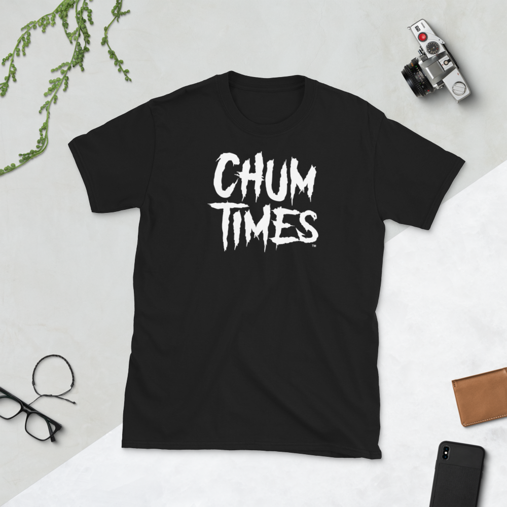 CHUM TIMES Short-Sleeve Unisex Men's T-Shirt