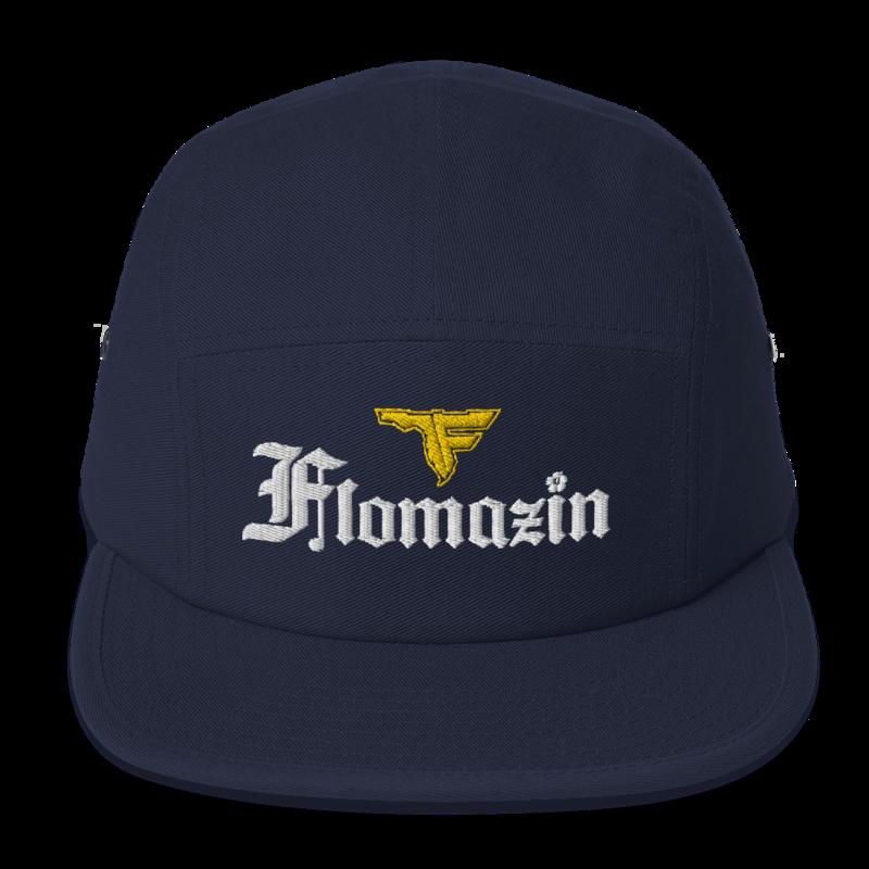FLOMAZIN FLORONA 5 Panel Camper Hat