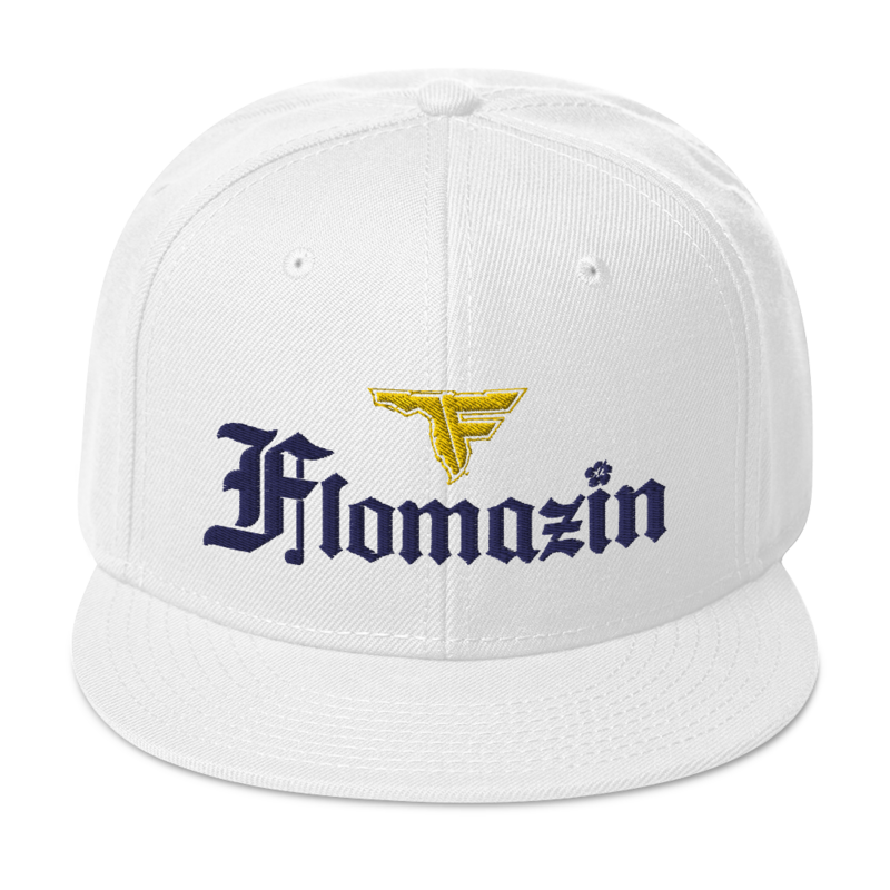 FLOMAZIN FLORONA Snapback Hat