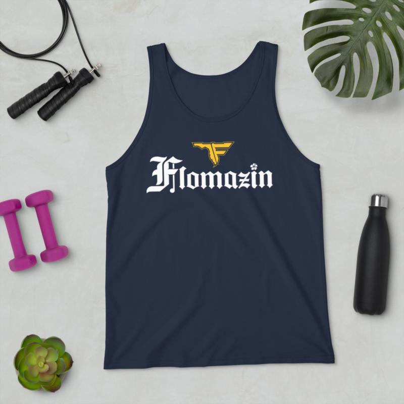 FLOMAZIN FLORONA Unisex Men's Tank Top