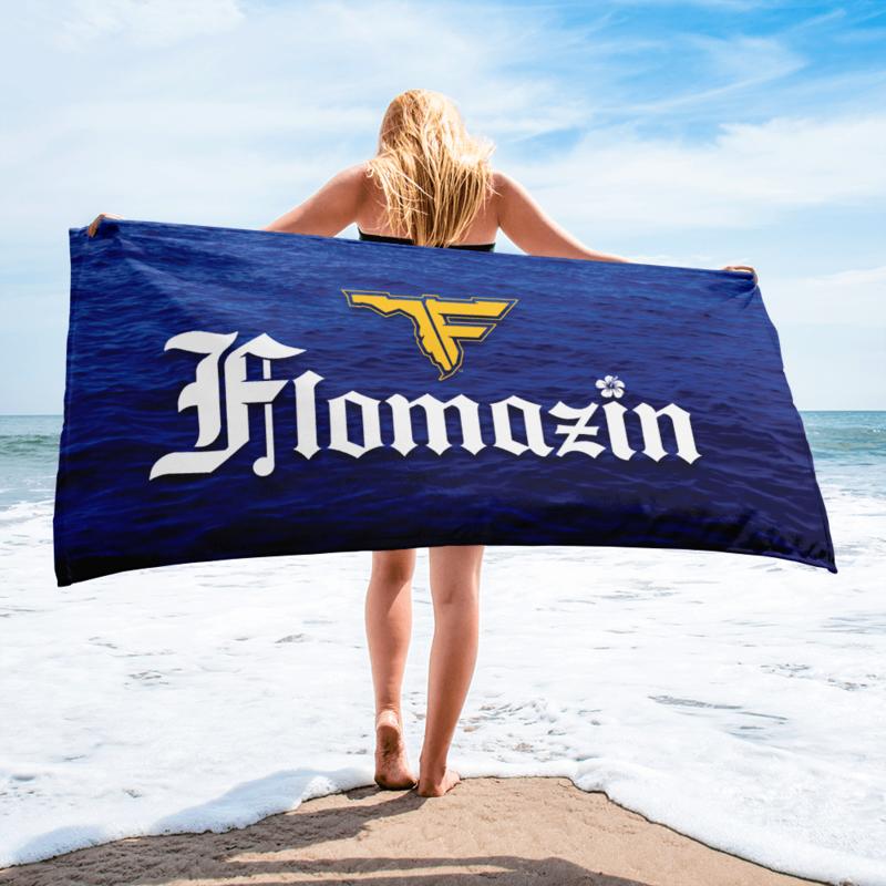 FLOMAZIN FLORONA Towel