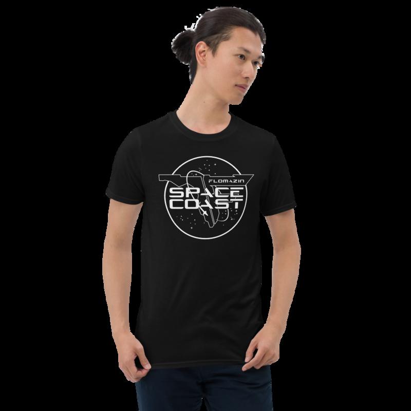 FLOMAZIN SPACE COAST Short-Sleeve Unisex T-Shirt