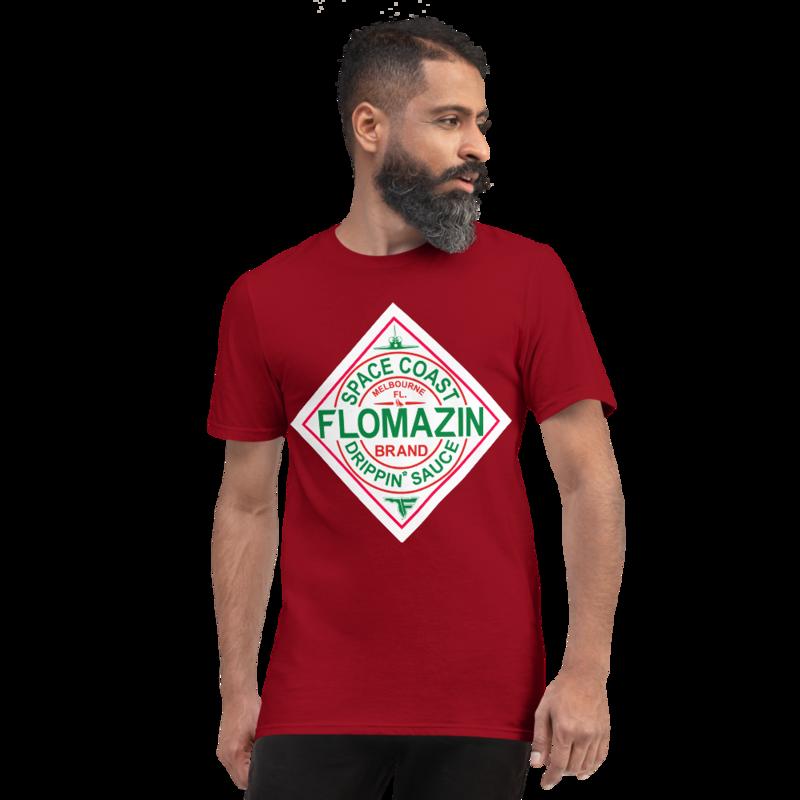 FLOMAZIN FLOBASCO Premium Short-Sleeve T-Shirt