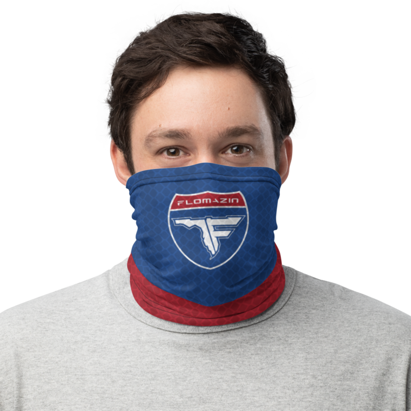 FLOMAZIN INTERSTATE OF MIND Neck Gaiter