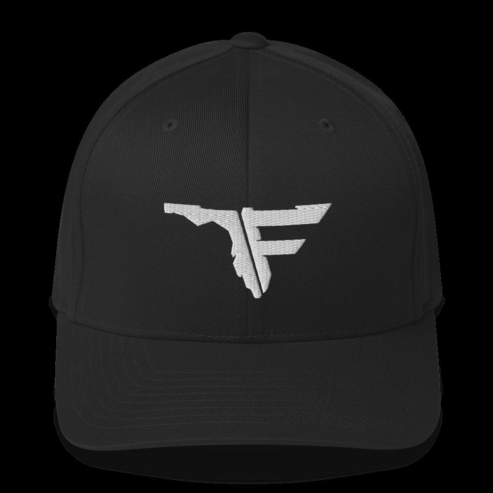 FLOMAZIN Structured Twill Cap Hat