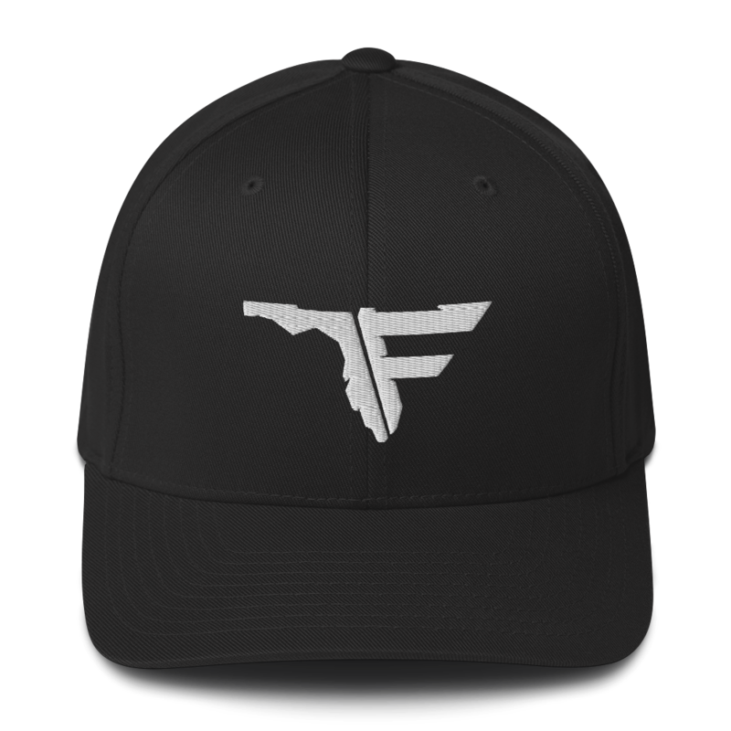 FLOMAZIN Structured Twill Cap Hat