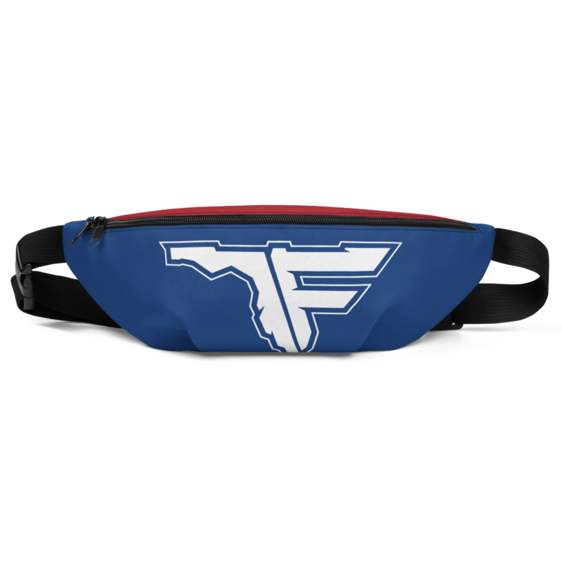 FLOAMZIN INTERSTATE OF MIND Fanny Pack