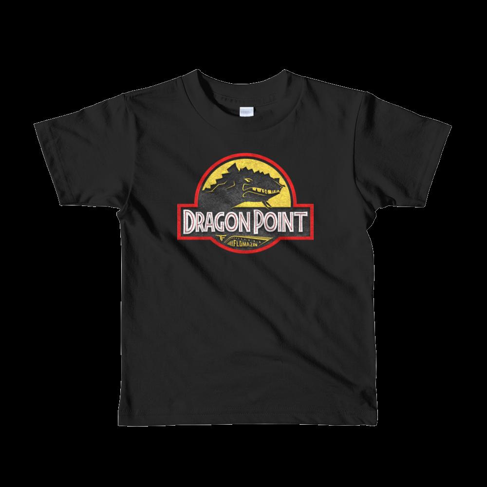 FLOMAZIN FLORASSIC DRAGON POINT Short sleeve kids t-shirt