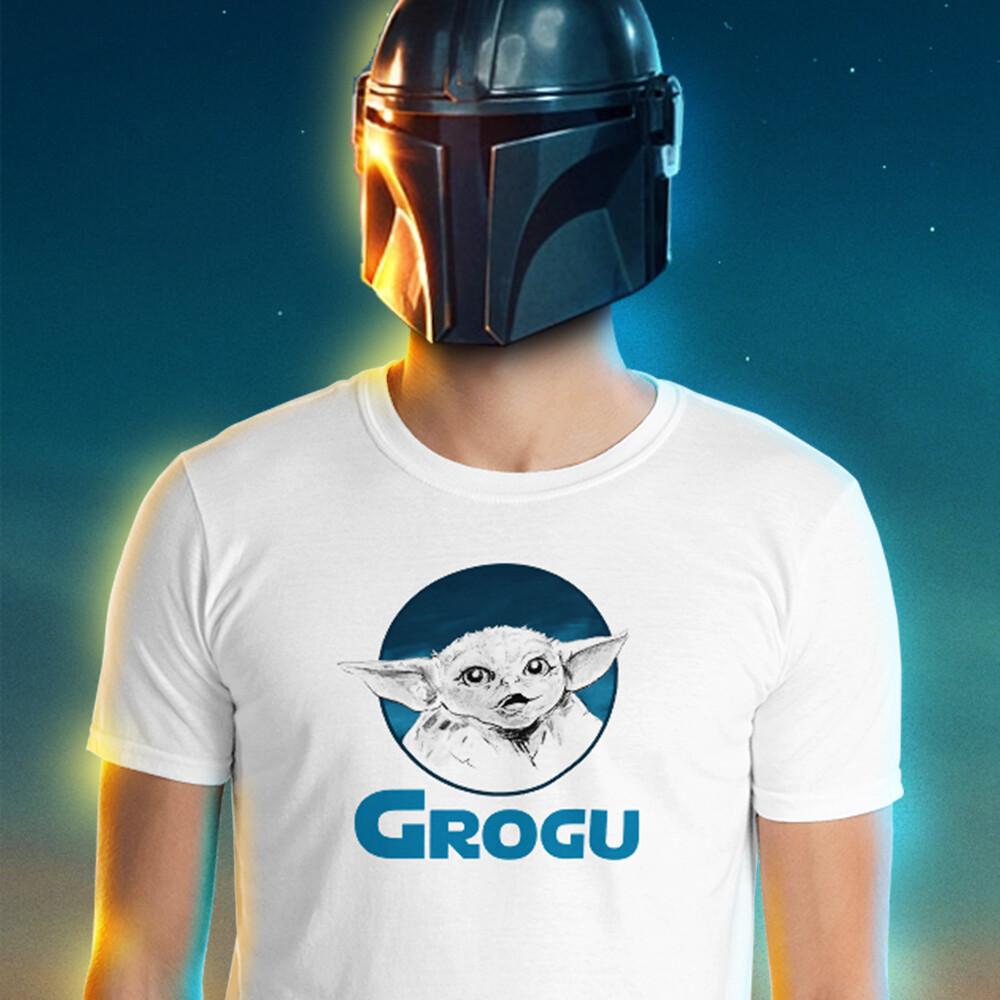 GROGU Short-Sleeve Unisex T-Shirt