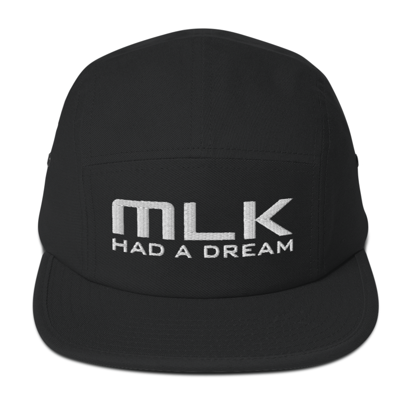 MARTIN LUTHER KING JR. DAY - MLK HAD A DREAM 5 Panel Camper