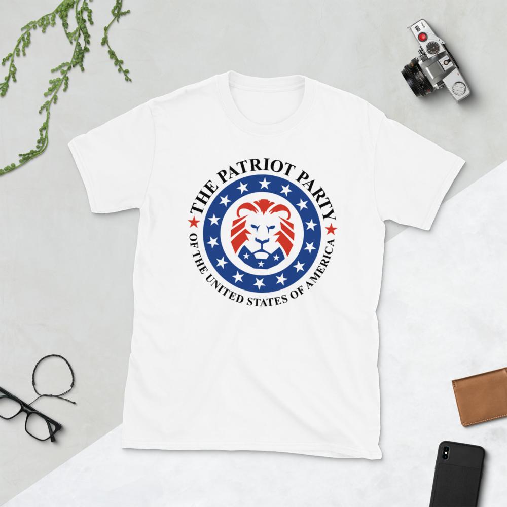PATRIOT PARTY Short-Sleeve Unisex T-Shirt