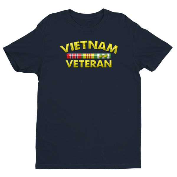 VIETNAM VETERAN Short Sleeve T-shirt
