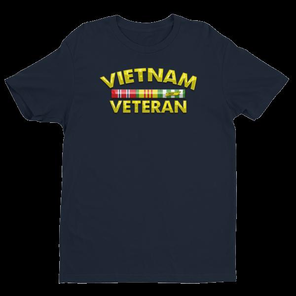 VIETNAM VETERAN Short Sleeve T-shirt