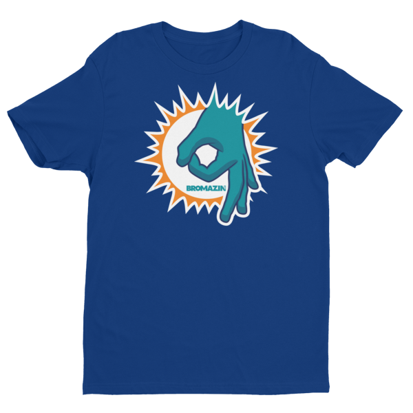BROMAZIN BROLPHINS Short Sleeve T-shirt - Multiple Colors