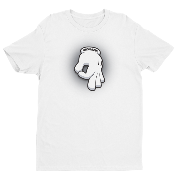 BROMAZIN BROTOON with Shadow Short Sleeve T-shirt - Black or White